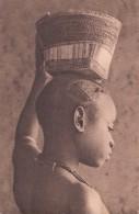 Afrique - Burkina-Fasso - Portrait Jeune Fille De Garongo - Burkina Faso