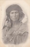 Algérie - Portrait Bédouine Du Sud - Bijoux - Algérie