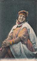Algérie - Portrait Jeune Femme Kabyle - Algérie
