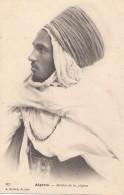 Algérie - Portrait Arabe De La Plaine - Editeur Geiser - Hommes