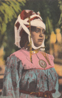 Algérie - Portrait Femme Ouled Naïl - Bijoux - Algérie