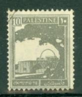 Palestine: 1927/45   Buildings    SG97    10m  Slate   Used - Palestine