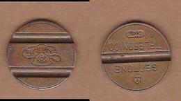 AC -  GETTONE TELEPHONE 7901  TOKEN - JETON - Monetary /of Necessity