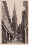 G , Cp , 79 , PARTHENAY , Grande Rue Et Flèche De St-Laurent - Parthenay