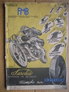 1932 Féd. Motocyliste Belge N°spécial Salon :SAROLEA - GILLET - F.N. - BMW - B.S.A - SCOTT- NORTON - TRIUMPH - EXCELSIOR - Motor Bikes