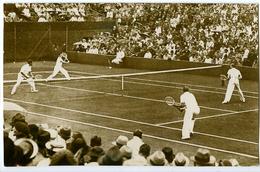 PHOTO TENNIS COUPE DAVIS 1937 - ALLEMAGNE - Tennis