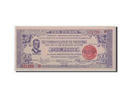 Philippines, 2 Pesos, 1942, KM:S647B, 1942-01-26, NEUF - Philippines