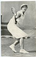 IMPRIME TENNIS MRS MOODY WILLS - Tennis
