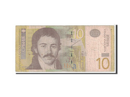 Serbie, 10 Dinara, 2006, KM:46a, B - Serbie