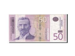 Serbie, 50 Dinara, 2005, KM:40a, TTB - Serbie