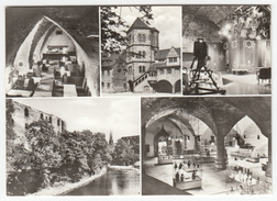 Halle (Saale) Landmarks Photopostcard Unused B170320 - Halle (Saale)