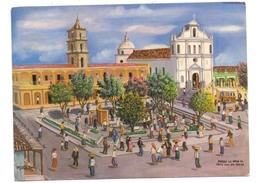 GUATEMALA CITY, Parque La Union, Sta. Cruz Del Quiche - Guatemala