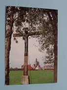 De St. NIKLAASKERK In Mesen - Anno 1986 ( Zie Foto Details ) !! - Mesen