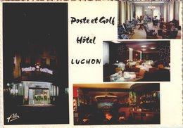 POSTE  ET GOLF  / HOTEL  LUCHON   /  LOT  1767 - Luchon