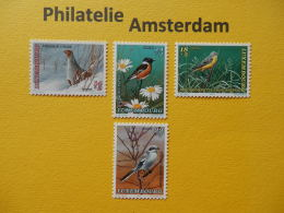 Luxembourg 1994, FAUNA BIRDS OISEAUX VOGELS VÖGEL AVES: Mi 1353-56, ** - Vogels