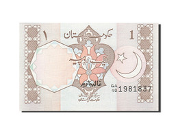 Pakistan, 1 Rupee, 1981-1983, KM:27i, Undated (1983), NEUF - Pakistan