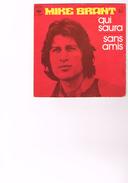Mike Brand - Qui Saura - Sans Amis - CBS 7969 - Serie Gémini - Phot. Tony Frank - Vinyl-Schallplatten