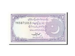 Pakistan, 2 Rupees, 1983-1988, KM:37, Undated (1985-1999), NEUF - Pakistan