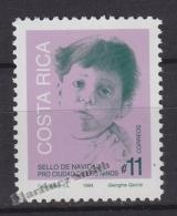 Costa Rica 1994 Yvert 587, Christmas - MNH - Costa Rica