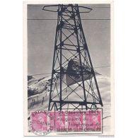 CPM (05) BRIANCON SERRE CHEVALIER - Inauguration Du Téléphone 21 Décembre 1941 [ - France