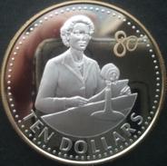 Caraïbes Orientales, 10 Dollar 2006 - Argent / Silver Proof - Guilded - Caraïbes Orientales (Etats Des)