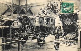 CPA. - FRANCE - Versailles - Musée Des Voitures - Daté 1910 - TBE - Cartoline