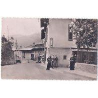 Carte Photo (73) MACOT - Une Rue Du Village - LA PLAGNE [ FR] - France