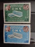 ALGERIE Y&T N° 424 & 425 ** - Algeria (1962-...)