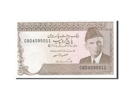 Pakistan, 5 Rupees, 1983-1988, KM:38, Undated (1983-1984), NEUF - Pakistan