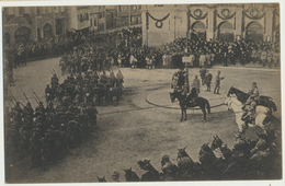 68) COLMAR : Revue Des Troupes Française Par Le Général De Castelnau Le 22 Novembre 1918 - Colmar