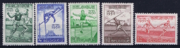 Belgium:  OBP 827 - 831   MNH/**/postfrisch/neuf Sans Charniere 1950 - Belgien