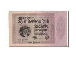 Allemagne, 100,000 Mark, 1923, KM:83a, 1923-02-01, TTB - [ 3] 1918-1933 : Repubblica  Di Weimar
