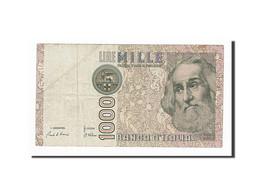 Italie, 1000 Lire, KM:109a, 1982-01-06, TTB+ - [ 2] 1946-… : République
