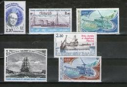 TAAF: Lot De 6 Timbres*/** - Terres Australes Et Antarctiques Françaises (TAAF)