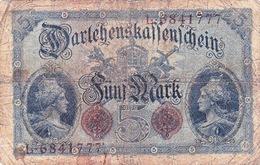 Germany 5 Mark 1914 - [ 2] 1871-1918 : Impero Tedesco