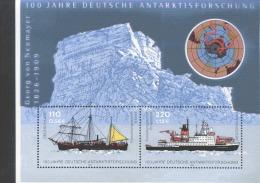 Bund Block 57 Antarktisforschung  / Forschungsschiffe  ** Postfrisch, MNH, Neuf - [7] West-Duitsland