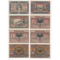 NOTGELD - NEUENAHR BAD - 12 Different Notes (N025) N025 [FR] - Billets