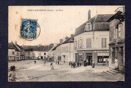 02 Aisne CHEZY SUR MARNE La Place - Otros Municipios