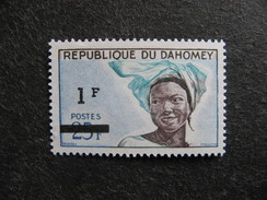 A). République Du Dahomey: TB N° 231 , NeufX. - Benin - Dahomey (1960-...)