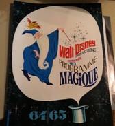 """Programme Cinéma Walt Disney """"Magique, Merlin L'Enchanteur"""" - Other Collections"""