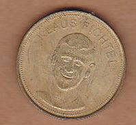 AC -  KLAUS FIGHTEL SHELL TRAUM ELF 1969 TOKEN - JETON - Monetary /of Necessity