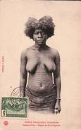 CPA  CONGO FRANCAIS Et Dependances Femme OKOTA Région Du Haut-Ogooué - Brazzaville
