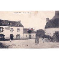 CPA (29) GOUESNACH - Un Coin Du Bourg [D29 019 FR] - France