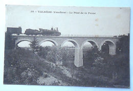 VALREAS - LE PONT DE LA FOSSE - France