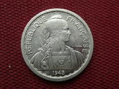 INDOCHINE Monnaie De 10 Cts 1945 Superbe état - Colonies
