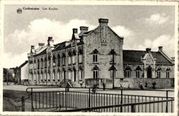 BELGIQUE - NAMUR - CERFONTAINE - Les écoles. - Cerfontaine
