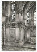C.P.S.M. (37) AMBOISE-- La Chapelle Saint-Hubert.Intérieur.Lieu Ou Repose Léonard De Vinci  Voir Les 2 Photos - Amboise
