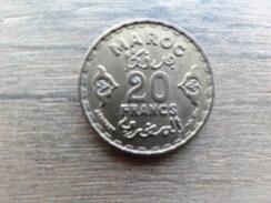 Maroc  20 Francs  1371  Y 50 - Maroc