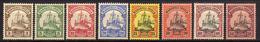 Deutsche Kolonien, Marshall-Inseln Mi 13-20 * [170317L] - Colony: Marshall Islands