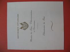Carnet De 10 Timbres  République Rwandaise  Représentant Des Fleurs Neuf TBE - Rwanda